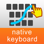 Gesture Keyboard icon